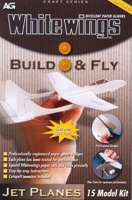 White Wings History of Jetplanes, 15 Model Kit