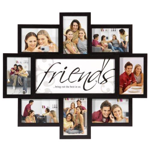 Nexxt Design Felicite Series Black Collage Frame, Friends: Amazon.ca ...
