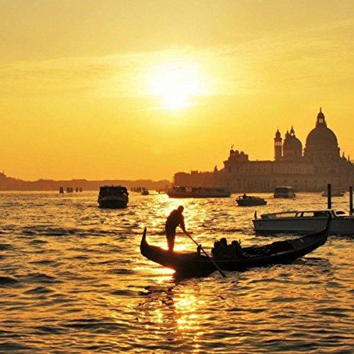 Canal Grande Venice (Grand Canal of Venice Rhapsody)