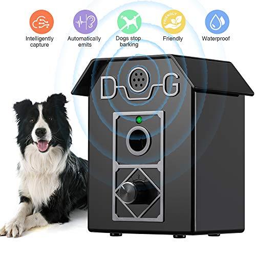 🥇 Ultrasónicos Dispositivo antiladridos para Perros