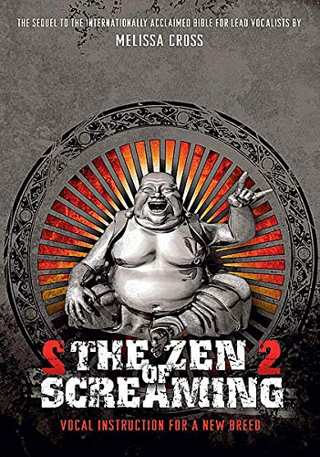 (The Zen of Screaming Volume 2 Instructional Vocal DVD by Melissa Cross)