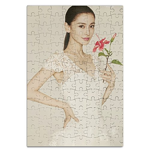 [Beauty HK Model Actress Personalized Picture Print 120 Piece Jigsaw Puzzle] (Tony Hawk Halloween Costume)