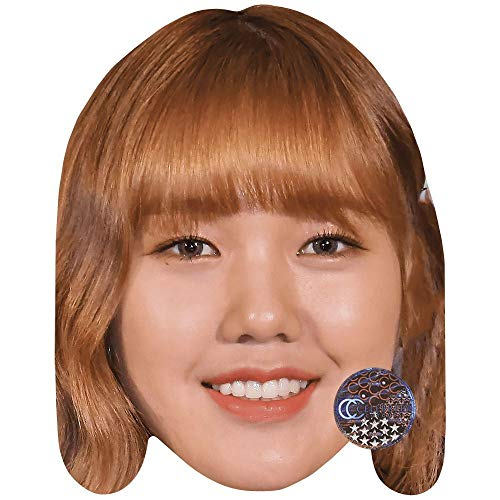 Celebrity Cutouts Mimi (Oh My Girl) Big Head. Larger Than Life mask.