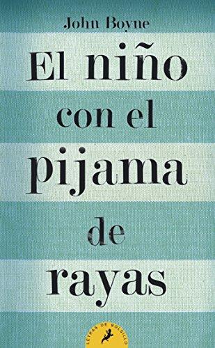 nino-con-el-pijama-de-rayas-el-letras-de-bolsillo-spanish-edition
