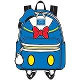 Amazon.com: Loungefly x Disney Donald Duck Zip-Around