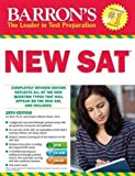 img - for Barron's NEW SAT with CD-ROM, 28th Edition (Barron's Sat (Book & CD-Rom)) by Sharon Weiner Green M.A. (2015-12-15) book / textbook / text book