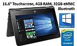 HP X360 11.6-Inch Touchscreen 2-in-1 Convertible