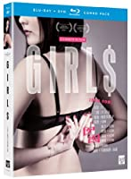 Girl$: Live Action Movie (Blu-ray/DVD Combo)