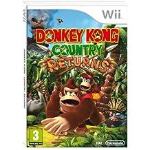 Nintendo Donkey Kong Country Returns (Nintendo Wii)