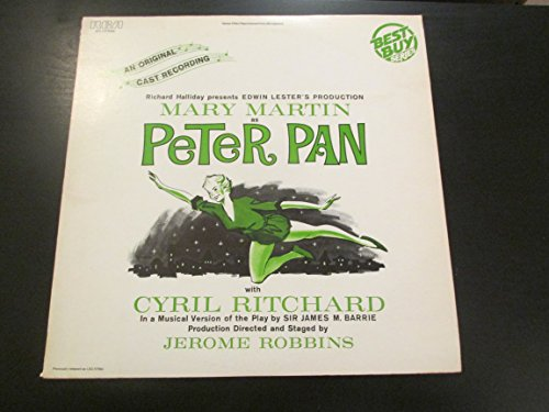 Mary Martin as Peter Pan (Best Buy Series) (Martin Best Of Jerome)