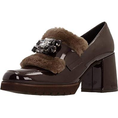 Mocasines para Mujer, Color marrón, Marca GADEA, Modelo Mocasines para Mujer GADEA 40861 Marrón: Amazon.es: Zapatos y complementos