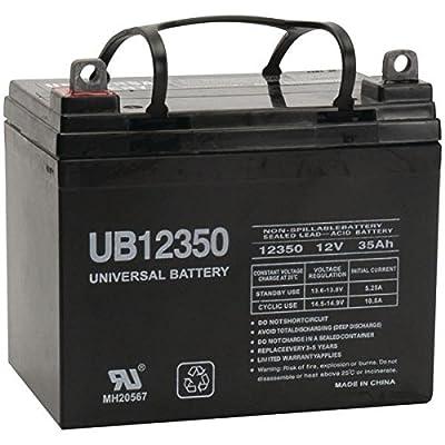 Upg(tm) 85980/d5722 Sealed Lead Acid Battery (12v; 35ah; Ub12350)