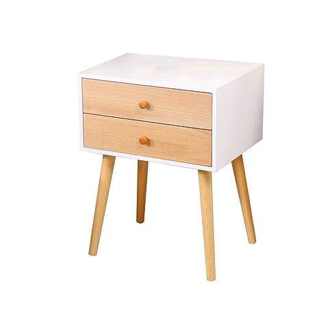 Amazon Com Pm Nightstands Jiayouba Bedside Table Simple