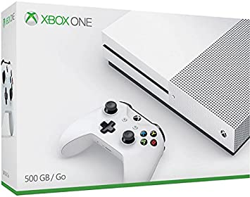 Xbox One S 500 GB [Importación Italiana]: Amazon.es: Electrónica