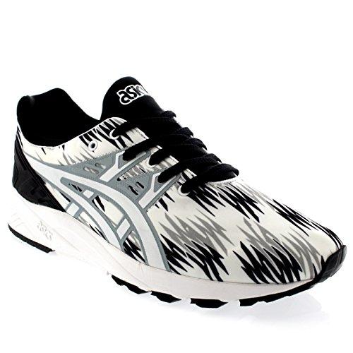 Kayano H622n Sneakers Trainer Evo Asics Gel Adulte 9090 10 Basses Noir Mixte AC5Cq