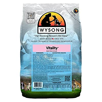 Wysong Vitality Adult Feline Formula Dry Diet Cat Food by Wysong
