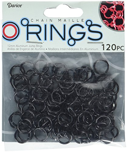 Buy black jump rings