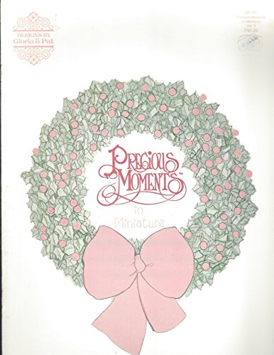 Precious Moments in Miniature Vol. 3 PM-26 Full Pattern Cross Stitch Book (Celebrations To Cross Stitch and Craft, 3)