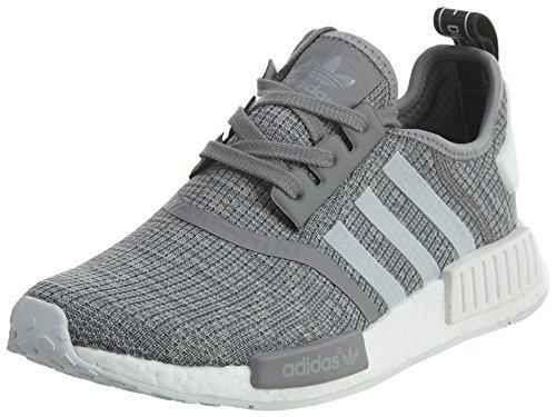 Adidas Homme grey r1 cwhite Derbys Nmd Cgrey OqOPr