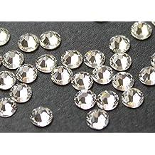 Flat back Crystal 2058 Swarovski Rhinestone No Hotfix Round 001 Crystal SS20 5mm 72 pcs