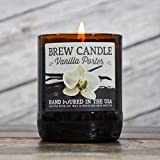 Brew Candle - Made in USA (Vanilla Porter)