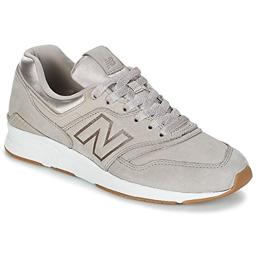 Beige New WL697 Mujer Zapatillas Lifestyle Balance nSOBPSf