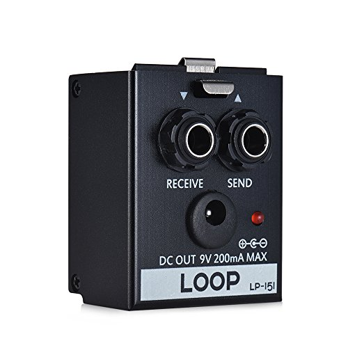 (Kalaok LiveMaster Series LP-151 Loop Module Effect Pedal for LM-4/ LM-7/ LM-10 Mainframe Units)