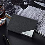 MaxGear Business Card Holder Leather Business