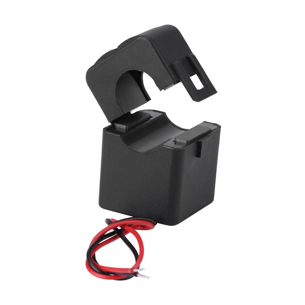 Sensor de Corriente Transformador de Potencia de Abrir Cerrar Medidor de Energía 100A/100mA PZCT-2