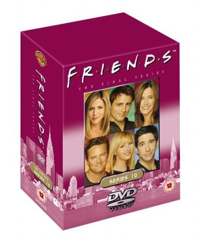 Click for larger image of Friends Series 10 [Region 2]