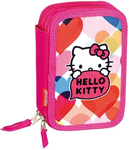 Hello Kitty 52130 - Plumier triple
