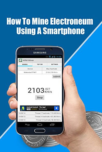 how to mine cryptocurrency on phone