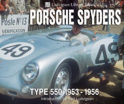 Porsche type the best amazon price in savemoney porsche spyders type 550 1953 1956 ludvigsen library fandeluxe Gallery
