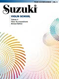 Suzuki Violin School, Vol 4: Piano Acc.