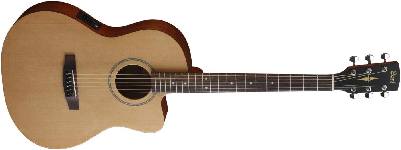 Guitarra folk CORT JADE1EBOP: Amazon.es: Instrumentos musicales