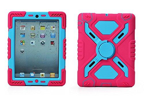 Silicone Clear Case for Apple iPad Mini 1/2/3 (Clear) - 5