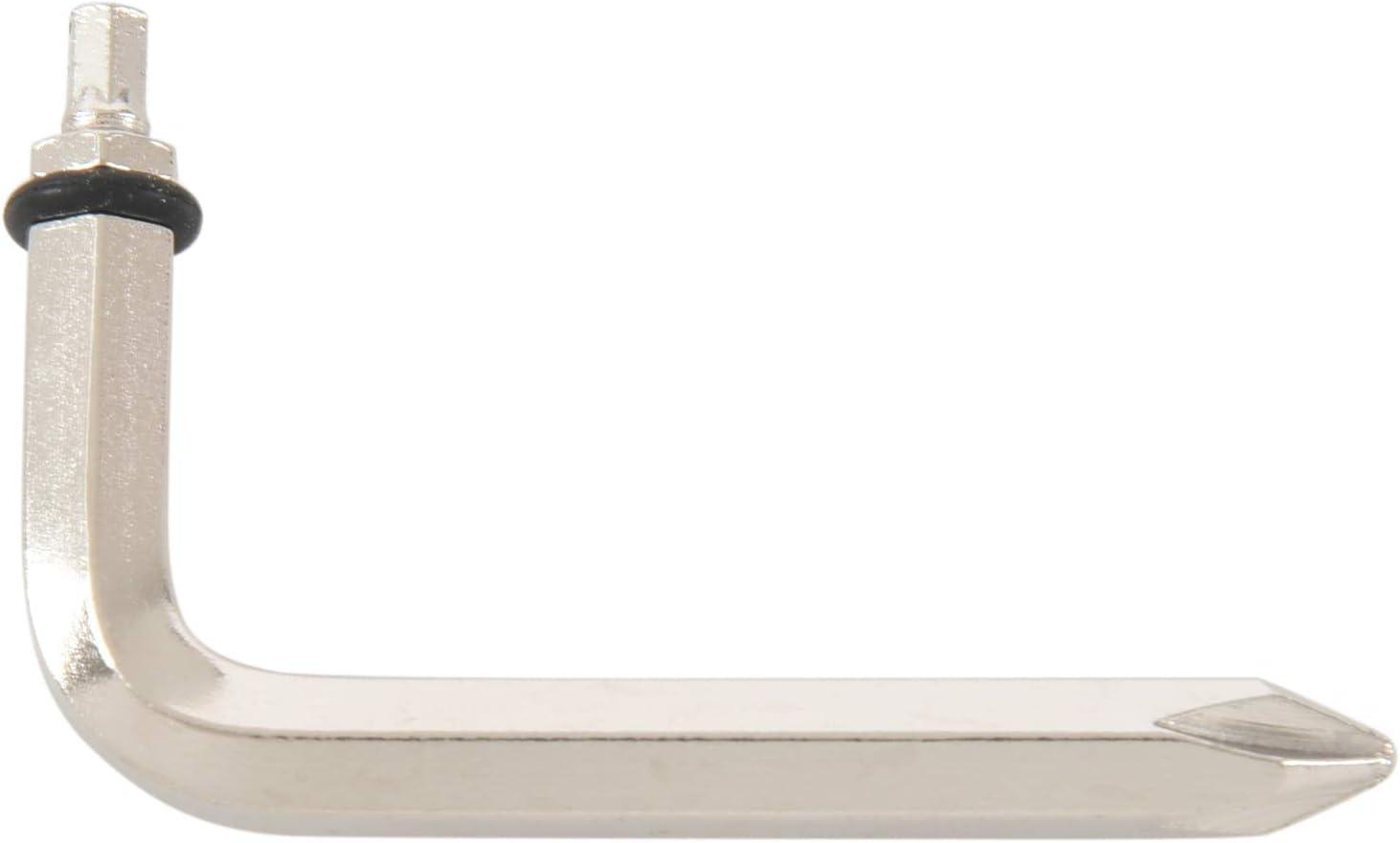 LQNB Black T SKATEBOARD ROLLER SKATE HEAVY DUTY MULTI T TOOL NEW
