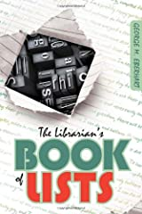 The Librarian's Book of Lists Paperback
