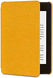 Kindle Paperwhite Water-Safe Fabric Cover (10th Generation-2018), Canary Yellow