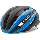 Giro Synthe Bike Helmet – Blue/Matte Black Medium Review