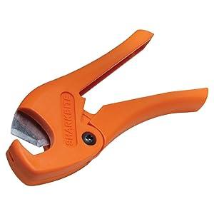 SharkBite PEX Tubing Cutter, 1/4 inch, 3/8 inch, 1/2 inch, 3/4 inch, 1 Inch Tube Cutter, U701A