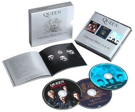 Queen - Greatest Hits (CD/ECD) (Queen Box Set Cds)