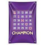 Bingo Champion Home Business Office Sign - Vinyl Banner - 22'' x 33'' (56cm x 84cm)