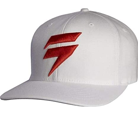 3e54ef45950 Image Unavailable. Image not available for. Color  Shift Racing Mens  Barbolt Flexfit Hat ...