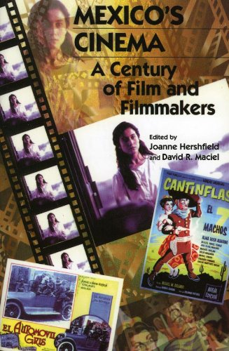 - Mexico's Cinema: A Century of Film and Filmmakers (Latin American Silhouettes)