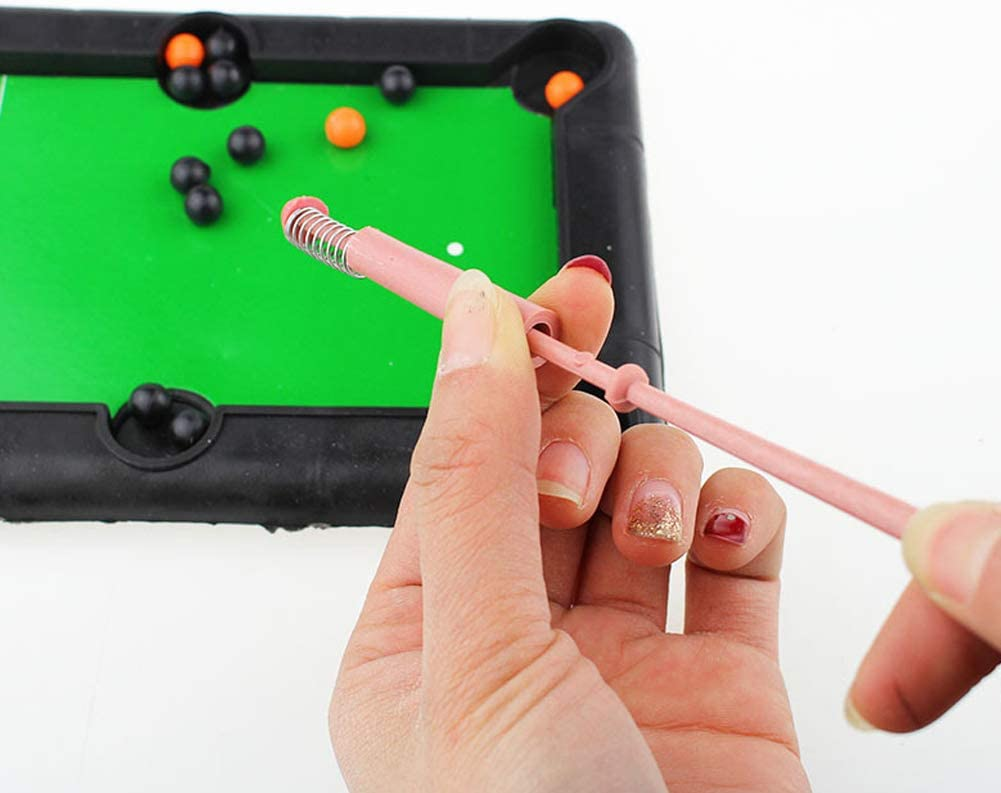 mi ji 1 Set Billiards- la Mesa de Billar clásico engastada 6 ...