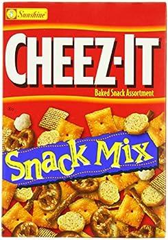 3-Pk. Cheez-It Snack Mix
