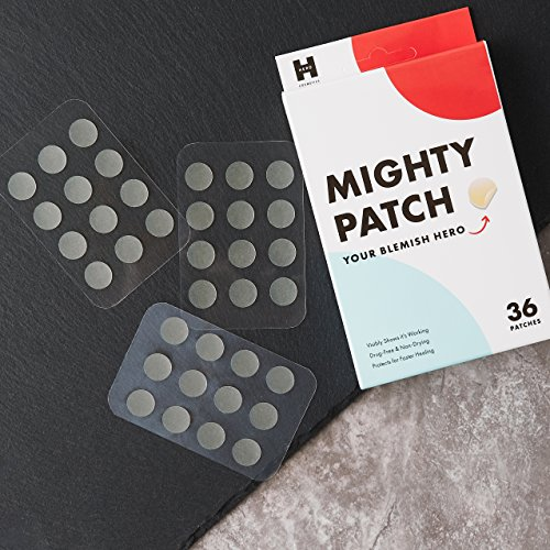 Mighty Patch Hydrocolloid Acne Absorbing Spot Dot (12mm 36 count) by Mighty Patch (Image #2)