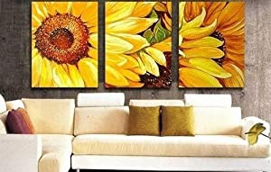 Amazon Com 100 Art Hand Painted Modern Abstract Oil