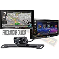 Pioneer AVIC-7000NEX In-Dash Navigation AV Receiver with 7 inch Touchscreen, Bluetooth (FREE REAR VIEW CAMERA)